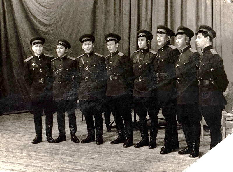 Октет Ансамбля им. Александрова