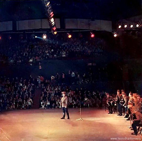 Концерт в Париже