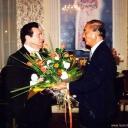 С премьер-министром Японии