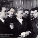 С Мариной Влади