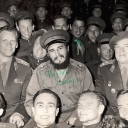 С Фиделем Кастро