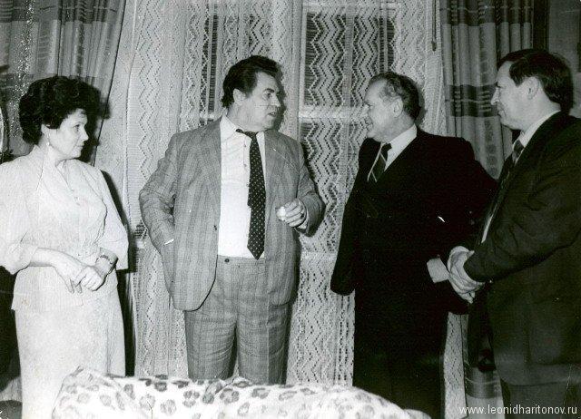 С Германом Титовым