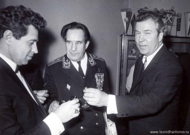 Генерал КГБ Кулешов