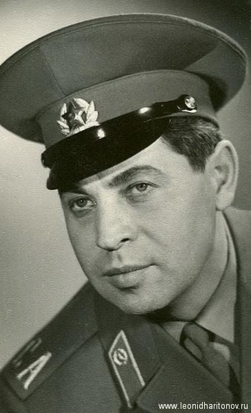 Leonid Mikhailovich Kharitonov