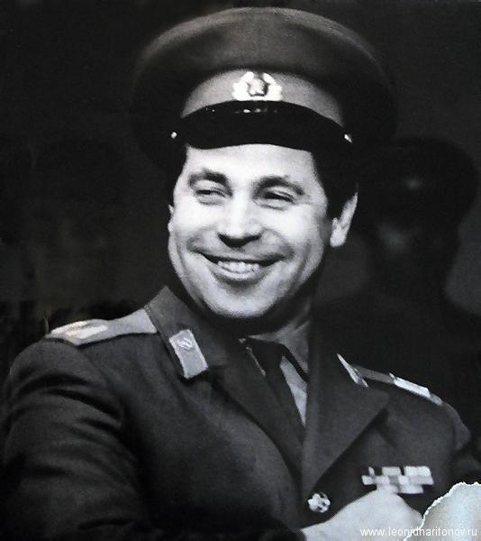 Леонид Харитонов