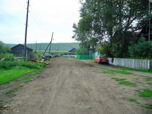 Село Голуметь